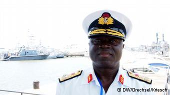 Navy Arrests 5 Suspected Oil Thieves