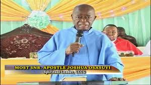 Offer Your Best In Thanksgiving, Osasuyi Charges Christians