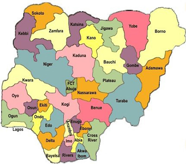 NIGERIA:A Divided Nation? Will It Breakup?