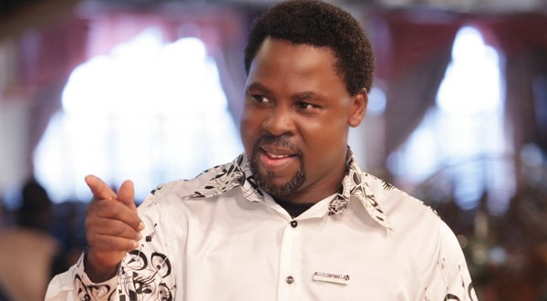 Collapsed Church Building  Coroner Suspends TB Joshua's   Appearance