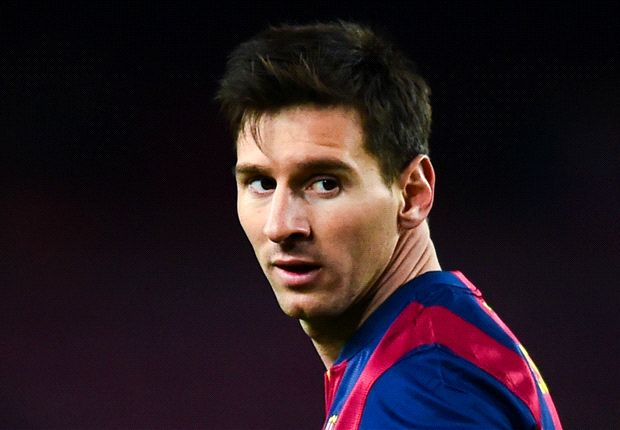 Messi behaviour on pitch is impeccable, FC Barcelona coach says