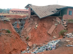 EDSG Hands Over Gully Erosion Project Sites To Contractors