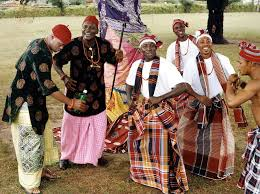 Those Who Say They Are Not Igbo