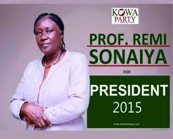 KOWA Party Presidential Candidate Promises All-Inclusive Govt