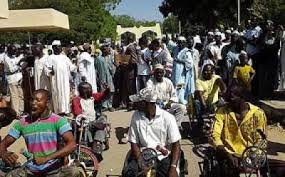 Disabled Persons Appeal For Enabling Environment