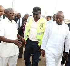 Oshiomhole Inspects Projects In Benin