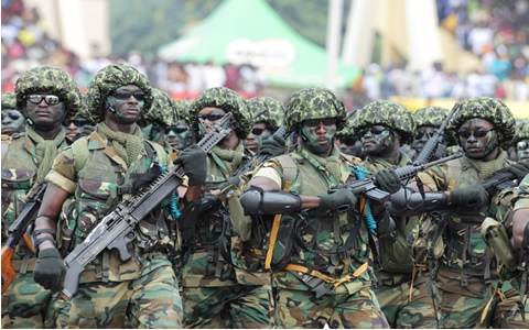 JTF Commander lauds troops for repelling attack in Ondo State