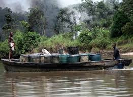 Illegal Oil Refineries: Communities To Forfeit Lands To FG - Navy ...As Navy Destroys Over 7900 Metric Tons Of Crude Oil, 3 Illegal refineries In Delta