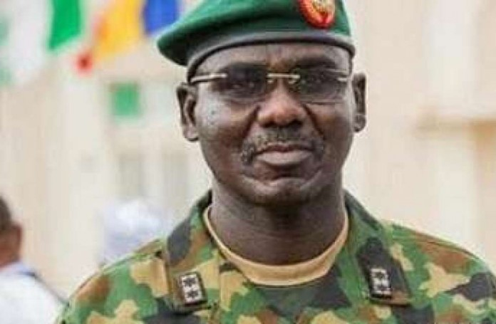 Army begin combat proficiency competition in Benin Monday