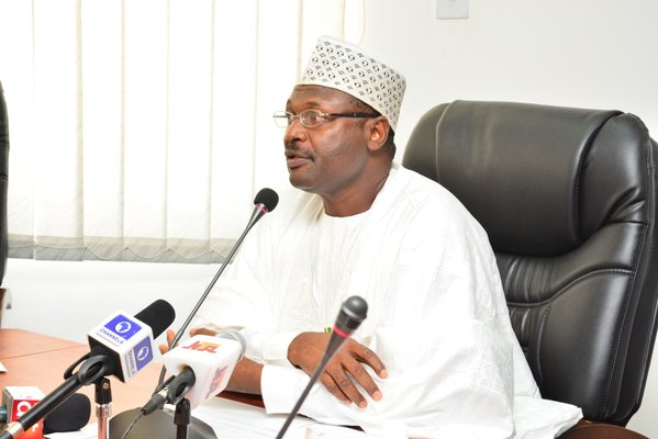 One election so far nullified under my watch- INEC Chairman