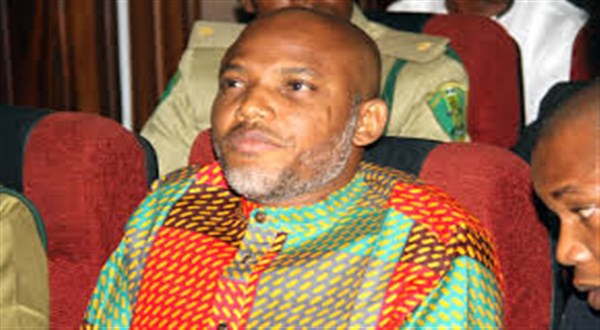 Court refuses Kanu's bail application