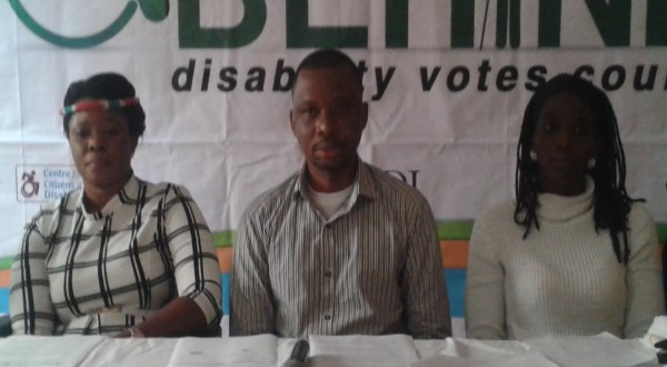 PWDs advocate for inclusive participation in election