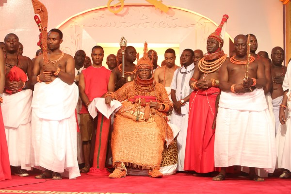 The coronation of history: Focus on Oba of Benin