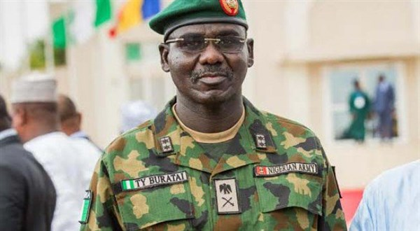 Buratai Decorates 65 Gallant Troops With Medals