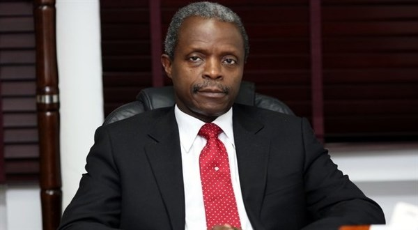 Senate Leader briefs Ag. President Osinbajo on 2017 budget, other matters