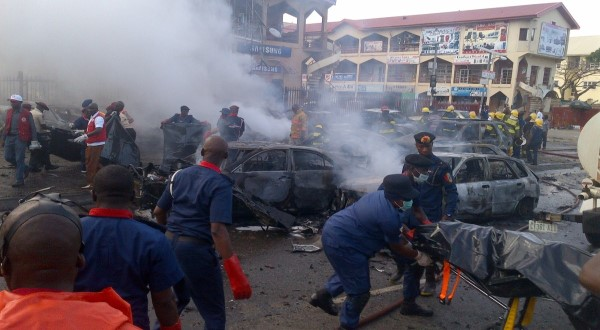 Two suicide bombers strike in Maiduguri