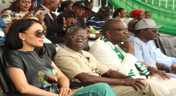 [PHOTOS] 56th Independence Day Anniversary Celebration in Edo State