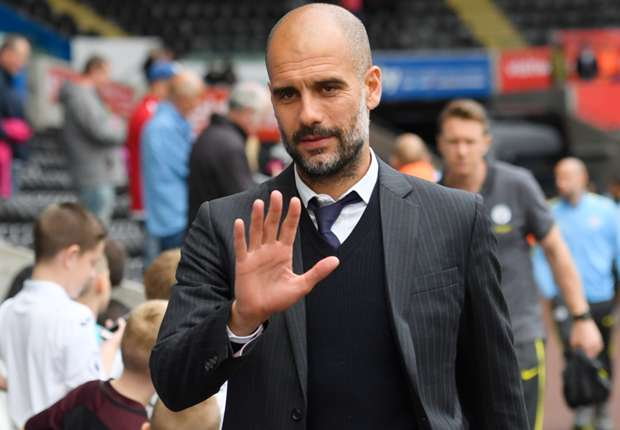 Guardiola takes blame for Man City exit