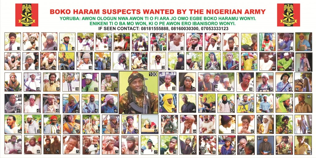 Army releases 1,250 Boko Haram suspects