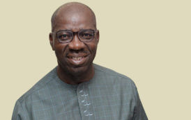 In Edo: Better days, it seems