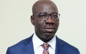 Thumbs Up For Obaseki on his record time achievements in the face of distractions.