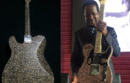 King Sunny Ade's guitar auctioned at N52m