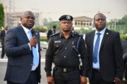 Ambode raises police death insurance benefit to N10m ...Presents patrol vehicles, power bikes to RRS