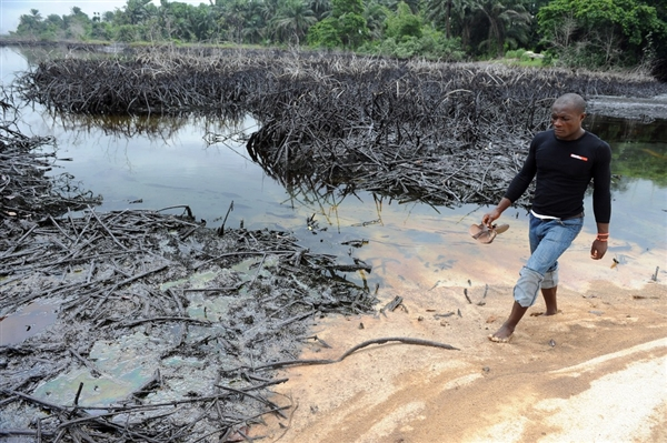 Fresh oil spills hits Ibeno communities in Akwa Ibom