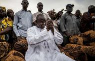 Gambia: Barrow takes oath as President, urges obedience to constitution