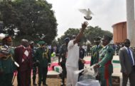 Gov. Obaseki Commends Armed Forces ...Lays Wreaths