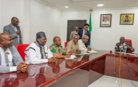 Obaseki restates commitment to rule of law