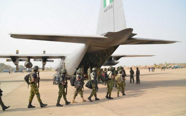 Nigeria explains deployment of troops to The Gambia