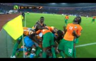 Cote D'Ivoire's title defence in danger after 2-2 draw with DR Congo