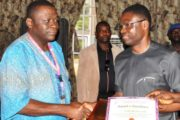Partner with govt on economic devt, Dep Gov urges academia ...receives UNIBEN Award
