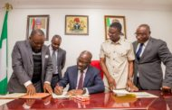 Governor Obaseki signs 2017 Budget, Pension Bill into law