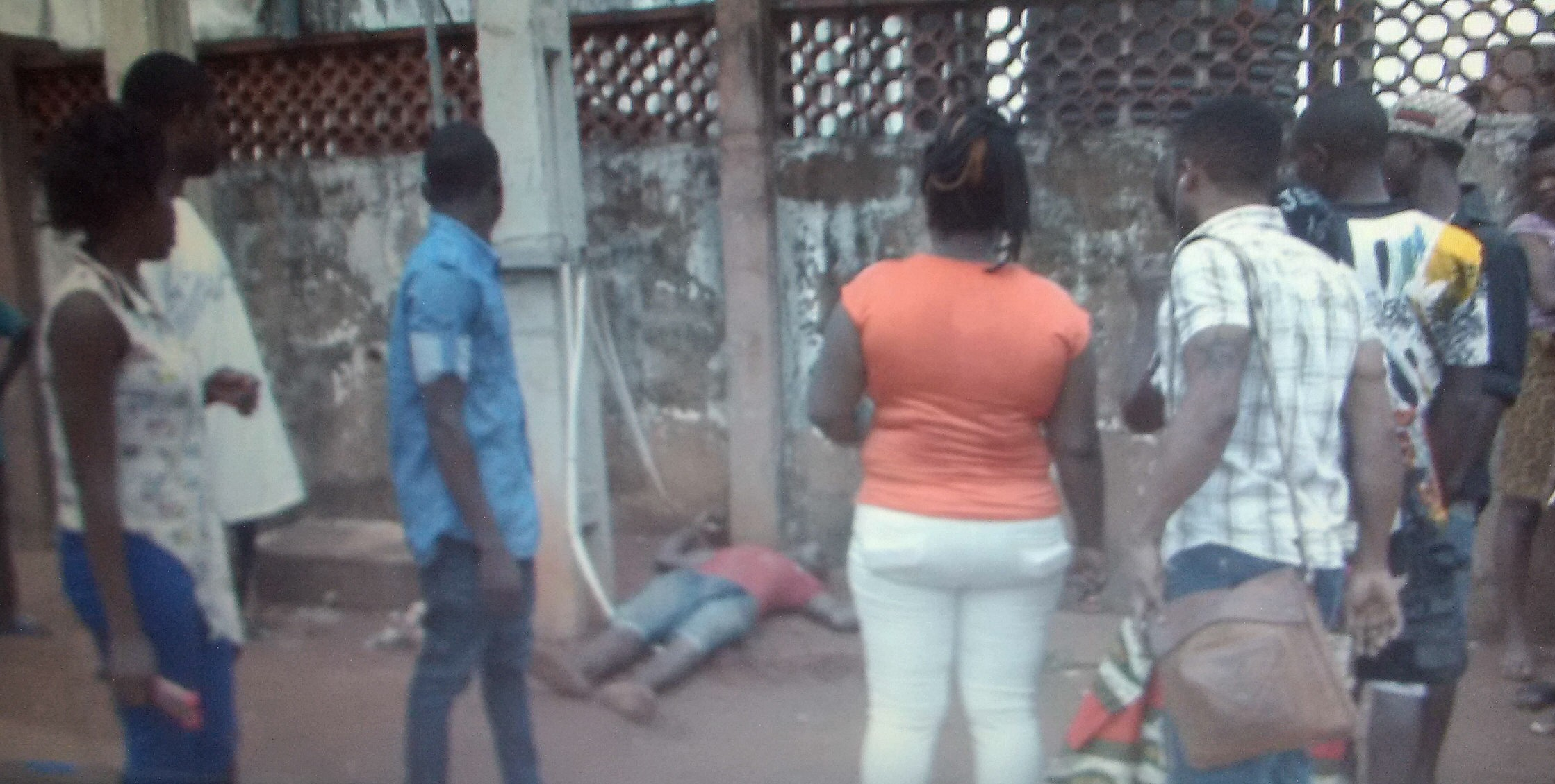 Cable thief electrocuted in Benin
