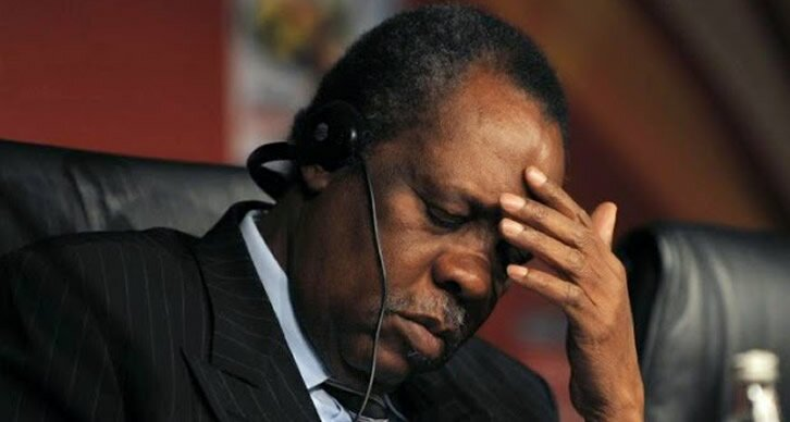 Soccer: Hayatou ousted as CAF president