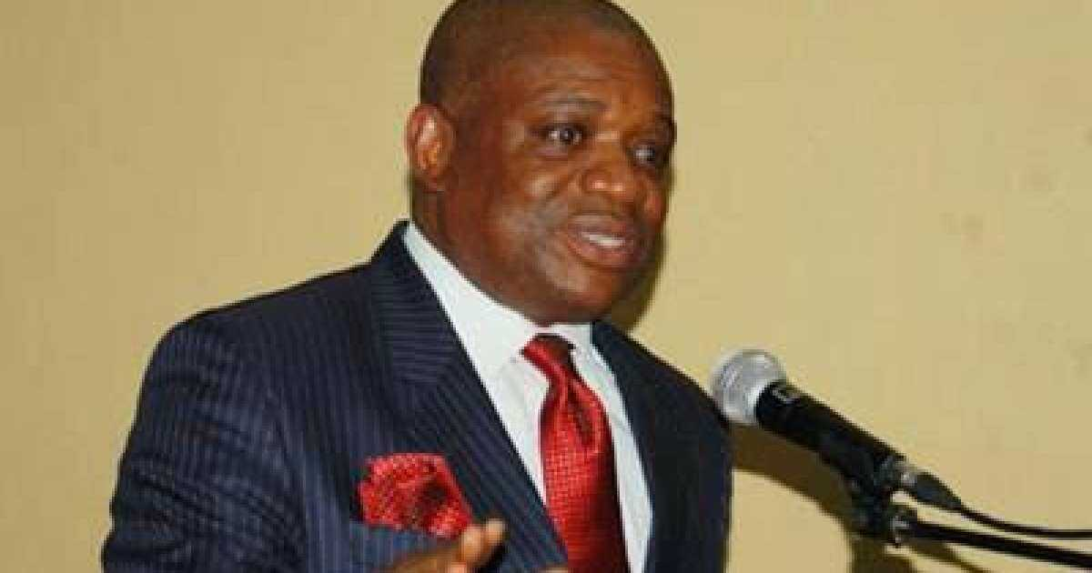 Orji Kalu says Buhari's return stabilised polity