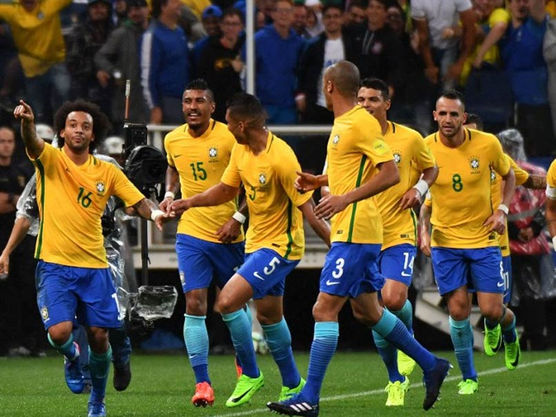 Brazil first team to qualify for 2018 FIFA World Cup