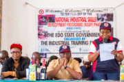 Edo Gov, ITF flag off Training of 500 Youths In The State
