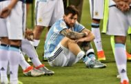 Argentina lose to Bolivia hours after Messi ban