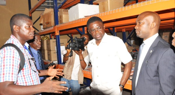 Edo Govt set to receive 2.6m treated mosquito nets, as Deputy Gov Inspects Medical Stores