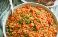 Nigerian-cooked jollof rice is the best in the world - Osinbajo