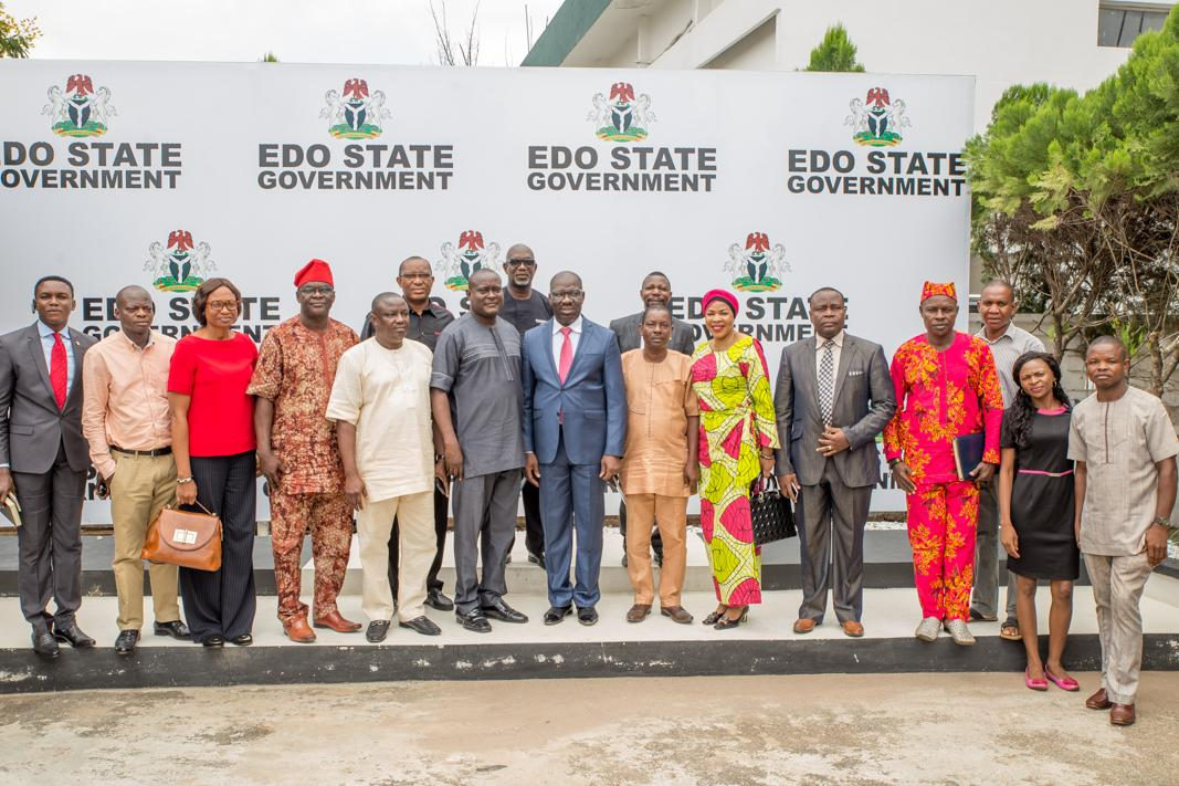 Obaseki, religious leaders to strengthen education in Edo, As Edo Gov tasks AAU alumni on education