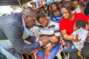 Obaseki promises N5m to LG with highest immunisation ...to restructure Oba Market