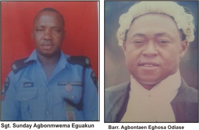 Wives want justice in killing of lawyer, policeman in Benin