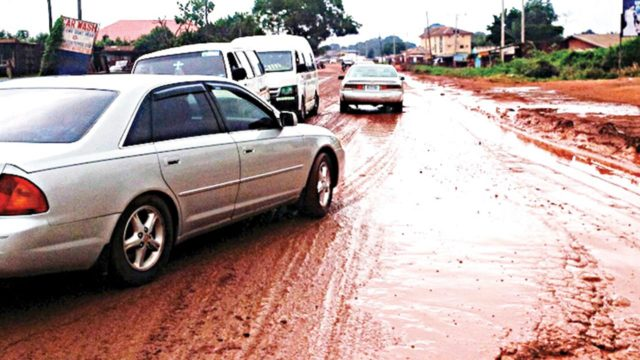 Motorists appeal to FG to repair Benin/Auchi Highway