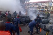 Multiple suicide bomb attacks kill 16 in Borno