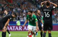 FIFA Confederations Cup: Mexico come from behind to beat New Zealand