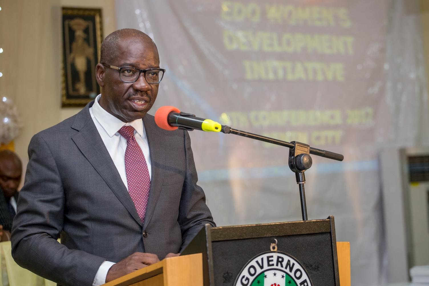 Obaseki Inaugurate Committee To Implement EDHIS